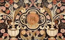 Milan  - mosaic from San Alessandro church Stock Images