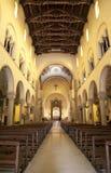 Milan - nave of Saint Augustin Royalty Free Stock Photos