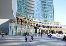 Milan New Development Fotografía de archivo libre de regalías
