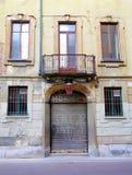 Milan Old Building Royalty Free Stock Image
