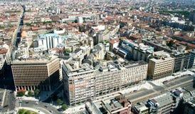 Milan, panoramic view Royalty Free Stock Photo