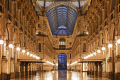 Milan Passage In Royalty Free Stock Photography