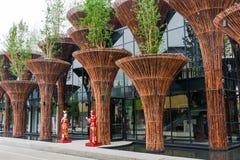 Milan 2015 - pavillon vietnamien photo libre de droits