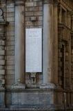Milan 2. The Piazza del Duomo in Milan Royalty Free Stock Photos