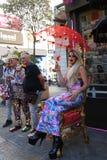 Milan Pride - 30. Juni 2018 - Lombardia Italien Lizenzfreie Stockfotos