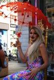 Milan Pride - 30. Juni 2018 - Lombardia Italien Lizenzfreie Stockfotografie