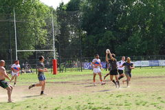 Milan Rugby Festival 2014 Stock Images