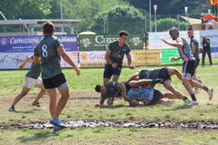 Milan Rugby Festival 2014 Stock Photo