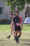 Milan Rugby Festival 2014 Royalty Free Stock Image