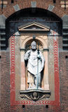 Milan - Saint Ambrose, Sant'Ambrogio Stock Photo