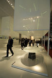 Milan Salone 2008. The week devoted to the contract home furnishing system opens in Milan from 16th to 21st April. 2,450 exhibitors will be welcoming over 270 royalty free stock photos