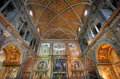 Milan -the San Maurizio church Royalty Free Stock Images