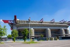 Milan stadium meazza san siro Stock Image