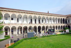 Milan State University royalty free stock photos