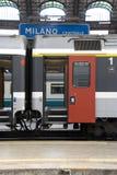 Milan station Stock Image
