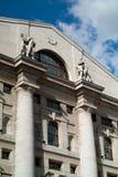 Milan Stock Exchange immagine stock libera da diritti