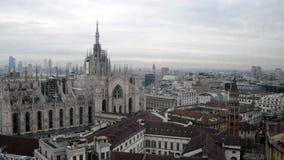 Milan top stock video