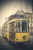 Milan tram Stock Images