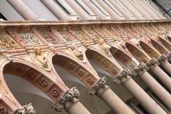 Milan University Royalty Free Stock Images