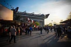 Free Milan Vs Sampdoria Royalty Free Stock Photos - 53968918
