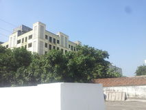 Milanch-Mall in Indien der schöne Platz Lizenzfreie Stockfotos