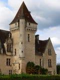 milandes les la Франции chapelle castelnaud Стоковое Фото