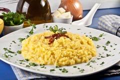 milanese risotto стоковое фото rf