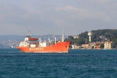 MILANGAZ Tanker Stock Images