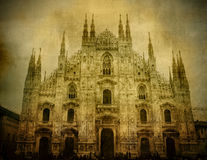 Milano Royalty Free Stock Photos