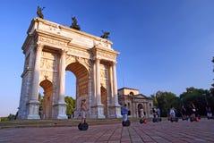 Milano Immagini Stock Libere da Diritti