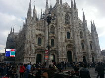 Milano fotografie stock