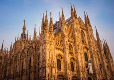 Milano Imágenes de archivo libres de regalías