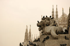 Milano Fotografía de archivo libre de regalías