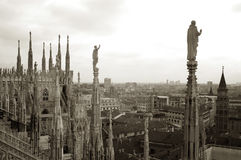Milano Imagen de archivo libre de regalías