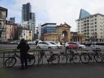 Milano Arkivfoton