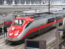 Milano centrale railway station Stock Photo