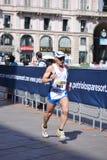 Milano City Marathon 2011 Royalty Free Stock Images