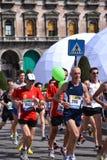 Milano City Marathon 2011 Royalty Free Stock Image