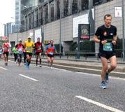 Milano City Marathon Stock Image