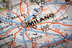 Milano City Stock Photos