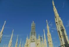 Milano Dome ( Duomo ) Stock Photography
