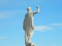 Milano Dome ( Duomo ) Statue Stock Images