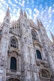 Milano duomo Royalty Free Stock Images