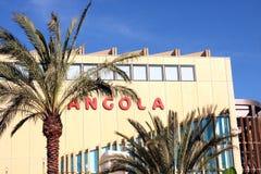 MILANO EXPO 2015 Angola Stock Image