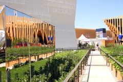 MILANO EXPO 2015 Stock Photography
