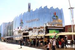 MILANO EXPO 2015 Royalty Free Stock Photos