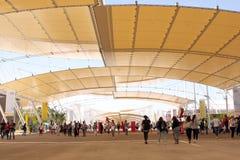MILANO EXPO 2015 Royalty Free Stock Photo
