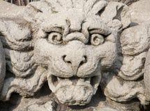 Milano - fronte del mostro dal castello di Sforza Immagini Stock Libere da Diritti