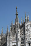 Milano grand dome Royalty Free Stock Image