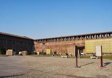Milano, Italia foto de archivo libre de regalías